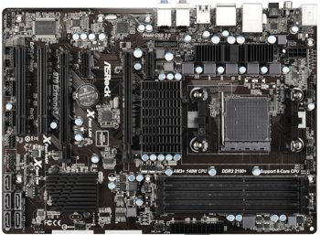 ASRock 970 EXTREME3 AM3+ AMD970 4DDR3 USB3/RAID/GLAN BOX