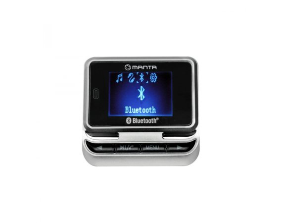 Manta MA416 FM TRAMSMITTER BLUETOOTH