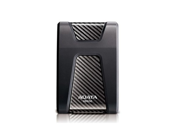 Adata DashDrive Durable HD650 2TB 2.5'' USB3.1 Czarny