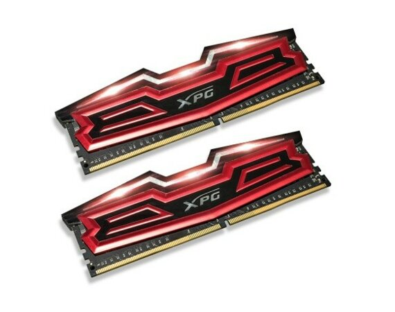 Adata XPG Dazzle DDR4 2800 16G (2x8GB) CL17-17-17 LED