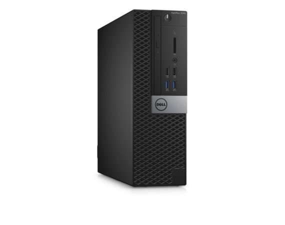 Dell Optiplex 3040SFF Win7/10Pro (64-bit win10, nosnik) i5-6500/500GB/4GB/DVDRW/Integrated/KB216/MS116/3Y NBD