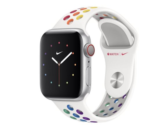 Apple Pasek sportowy Nike Pride Edition Watch 44 Pride Edition