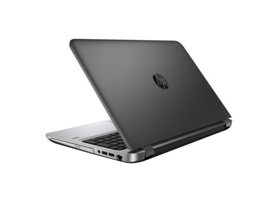 HP Inc. ProBook 450 G3 W4P23EA - i3-6100 / 15,6 / 4GB / 500 GB / DVR / Win7-10 Pro