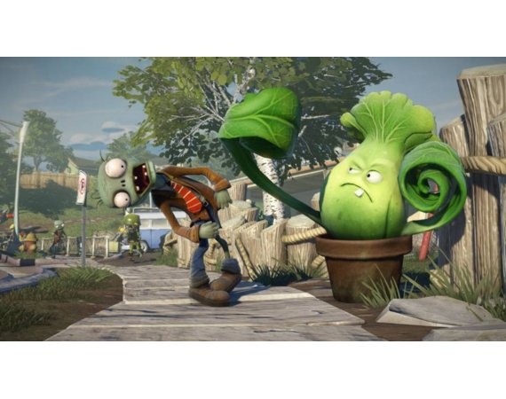 EA Plants vs. Zombies Garden Warfare PS3 ENG