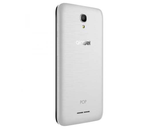 Alcatel  POP 4 DS SILVER 5051D