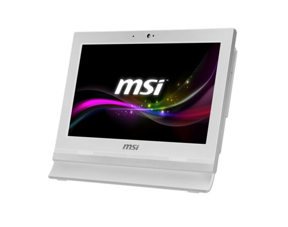 MSI Komputer PRO 16T 7M-020XEU nOS 3865U/4GB/500HDD/UMA/15.6 HD Touch/White
