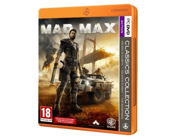 Cenega Gra PC Classic Colection MAD MAX
