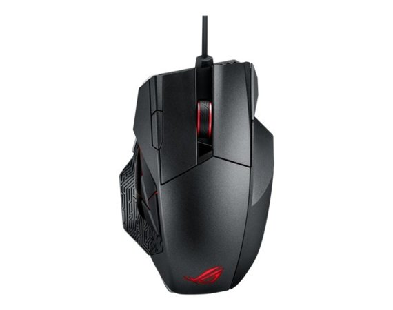 Asus ROG Spatha 8200DPI Laser/Wireless/BLACK