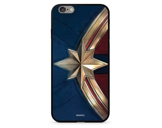 ERT Etui Marvel Kapitan Marvel 022 iPhone X niebieski MPCCAPMV11105