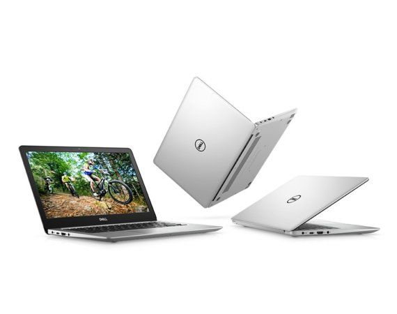 "Dell Inspiron 5370 Win10Pro i3-7130U/128GB/4GB/Intel HD/13.3""FHD/38WHR/Silver/1Y NBD + 1 Y CAR"