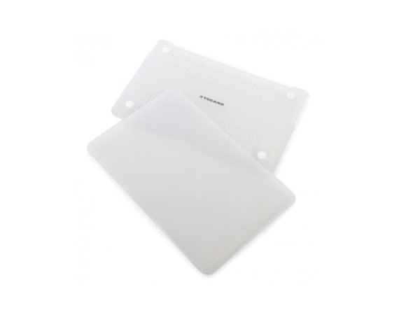 TUCANO Nido Hard Shell case for MacBook Air 13 Transparent