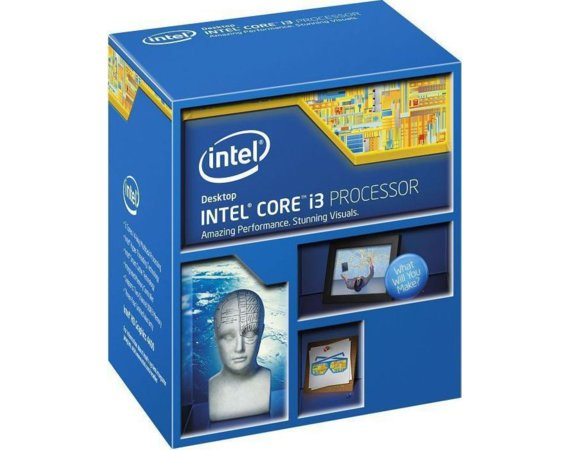 Intel CORE i3-4160 3,6GHz BOX 3MB 1150 BX80646I34160