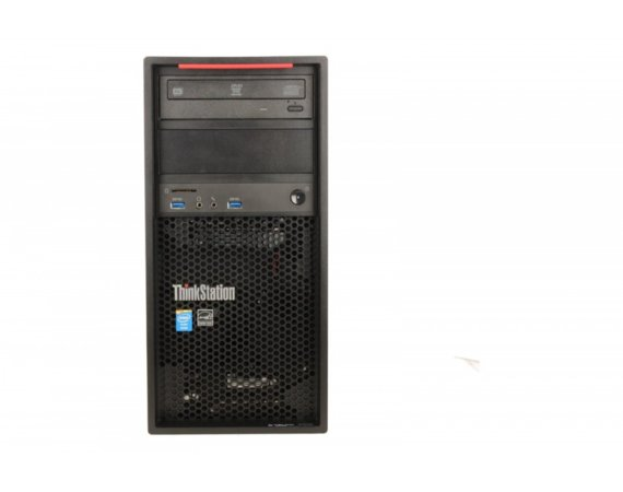 Lenovo ThinkStation P300 Tower Workstation 30AGS0ND00 Win7Pro & Win8.1Pro E3-1246 v3/2x8GB/2x2TB/Integrated/DVD/Tower 280W/3 Years OS