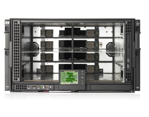 HP Inc. BLc3000 2 AC 4 Fan Trl ICE 536841-B21