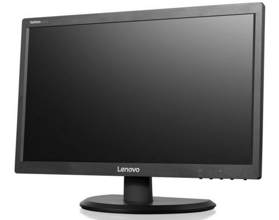 "Lenovo 21.5"" ThinkVision E2224 60DAHAT1EU FHD WLED Backlit Wide Viewing Angle LCD Monitor"