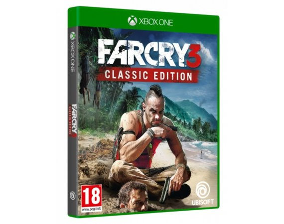 UbiSoft Gra Xbox One Far Cry 3 Classic Edition