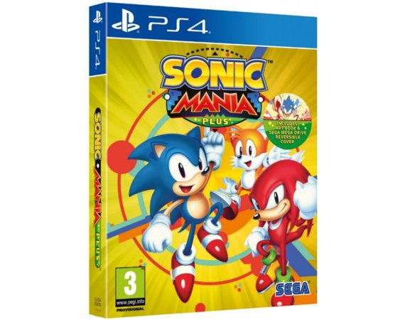 Cenega Gra PS4 Sonic Mania Plus