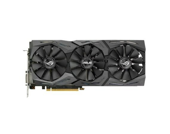 Asus GeForce GTX 1070 DDR5 256BIT DVI/2HDMI/2DP