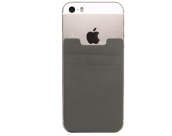 Thumbs Up Phone Pouch Grey
