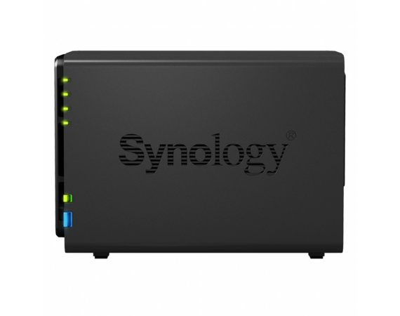 Synology DS216+II 2x0HDD 1GB Celeron 2x1.6GHz H.265/VC1 AES-NI