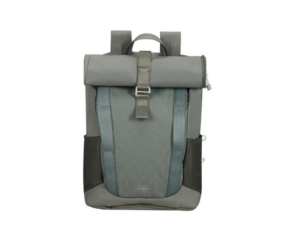 Samsonite Plecak na laptopa 2WM Lady Roll Top 15.6 zielony