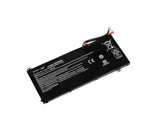Green Cell Bateria do Acer Aspire Nitro V15 11,4V 3,8Ah