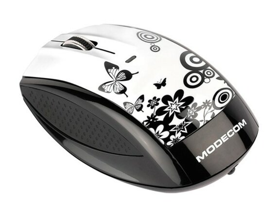 MODECOM MYSZ MC-619 ART BUTTERFLY