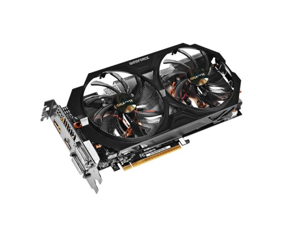 Gigabyte Radeon R9 285OC WindForce2 2GB DDR5 256BIT DVI/HDMI/mDP/WF
