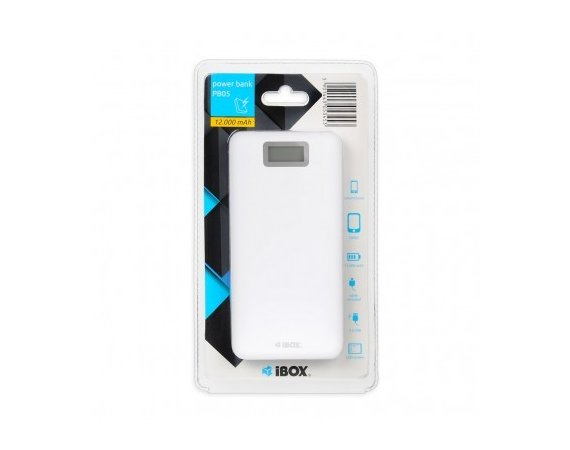 iBOX Power Bank PB05 12000MAH