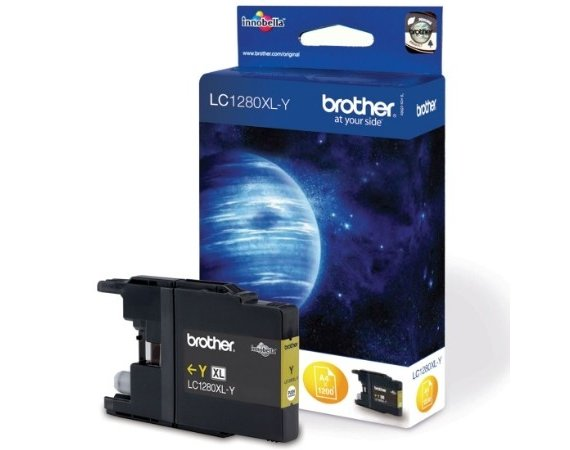 Brother Tusz LC1280XLY SUPER HY DO MFC-Jx910DW / 6510DW