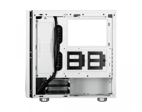 Corsair Obudowa Carbide SPEC-06 Tempered Glass biała