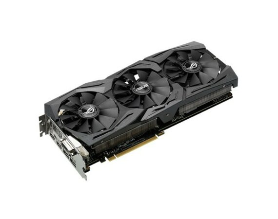 Asus GeForce GTX 1080 STRIX 8GB DDR5 256BIT DVI/2HD/2DP