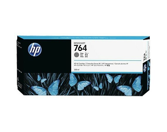 HP Inc. Tusz HP 764 Grey C1Q18A