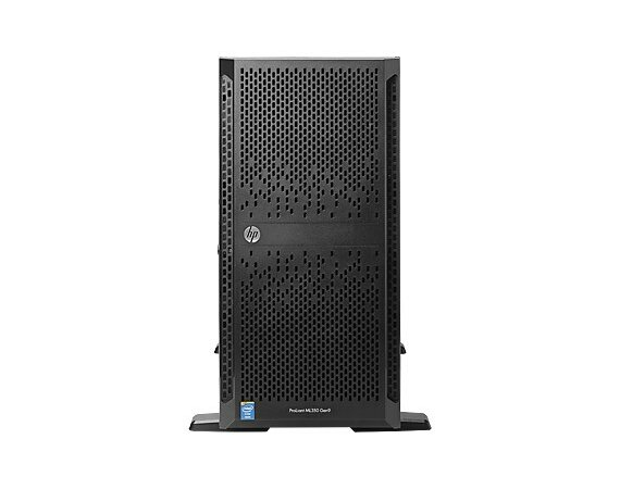 Hewlett Packard Enterprise ML350 Gen9/8SFF/E5-2609v4/16GB/P440ar 2GB/DVD-RW/4x1Gb/500W/3-3-3 835849-425