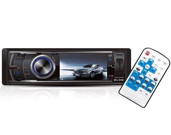 BLOW RADIO AVH-8980 MP5 + PILOT + BLUETOOTH