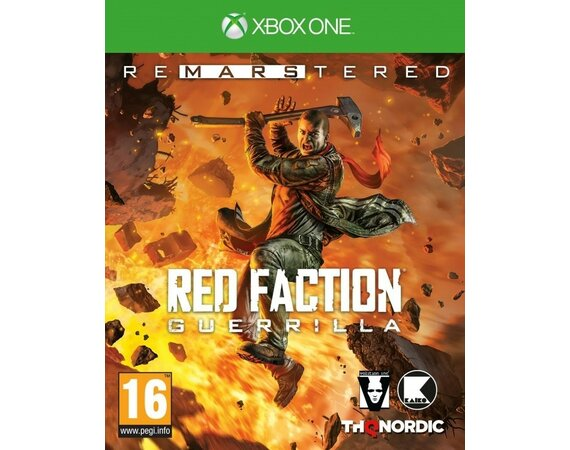 Cenega Gra Xbox One Red Faction Guerrilla Re-Mars-tered