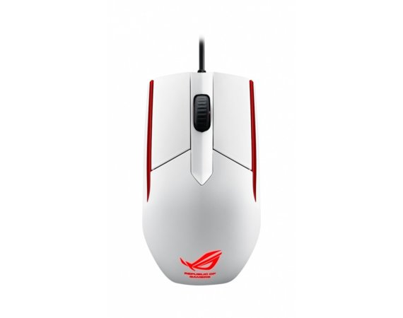 Asus ROG Sica White 5000DPI/Optical/White
