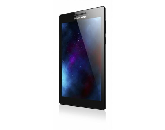 "Lenovo TAB2 A7-10F 7"" HD 1GB 8GB WiFi Android 4.4 Black 59-446207"