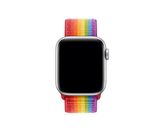 Apple Opaska sportowa 40mm Pride Edition