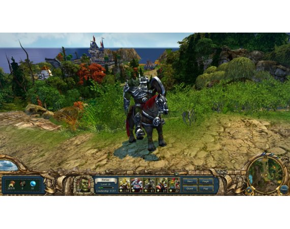 Cenega KING'S BOUNTY: Dark Side Premium Edition PC
