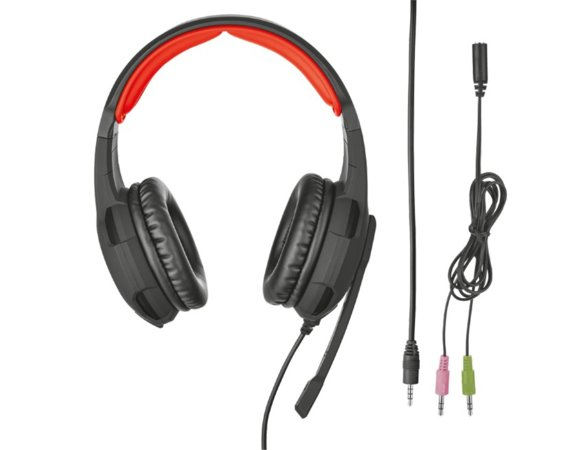 Trust GXT 784 Gaming Headset&mouse