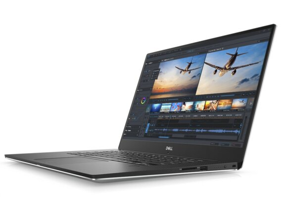 Dell Laptop Precision M5530 Win10Pro i7-8850H/256GB SSD/1TB/16GB/P1000/15,6 FHD/vPro/3Y NBD