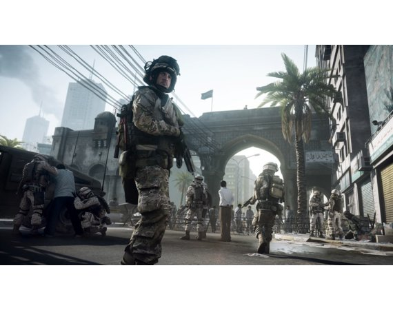EA Battlefield 3 Essentials PS3 PL