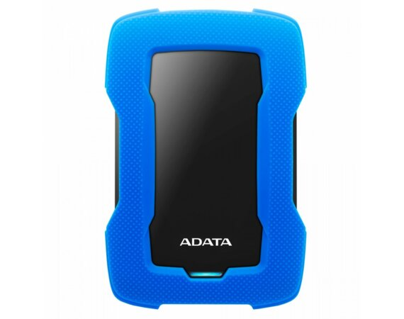 Adata Durable Lite HD330 2TB 2.5'' USB3.1 Niebieski