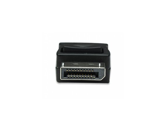 Techly Kabel monitorowy DisplayPort / DisplayPort M/M czarny 2m
