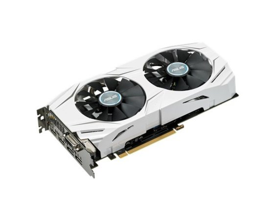Asus GeForce GTX 1070 DUAL 8GB DDR5 256BIT DVI/HDMI/DP OVERCLOCK