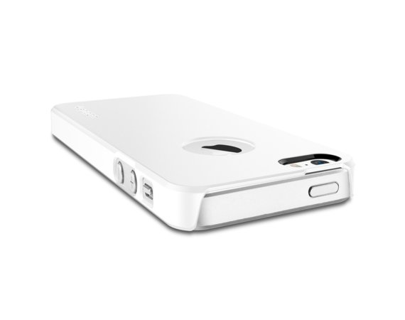 SPIGEN SGP  Etui Ultra Fit A Smooth White iPhone 5/5s