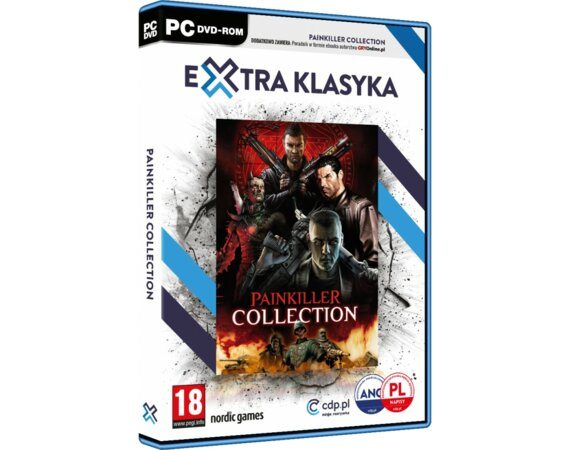 CD Projekt EK PAINKILLER COLLECTION