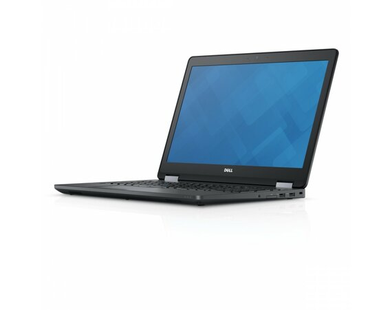 "Dell Latitude E5570 Win7/10Pro(64-bit win10, nosnik) i5-6440HQ/500GB/4GB/HD530/15.6""HD/KB-Backlit/62WHR/3Y NBD"