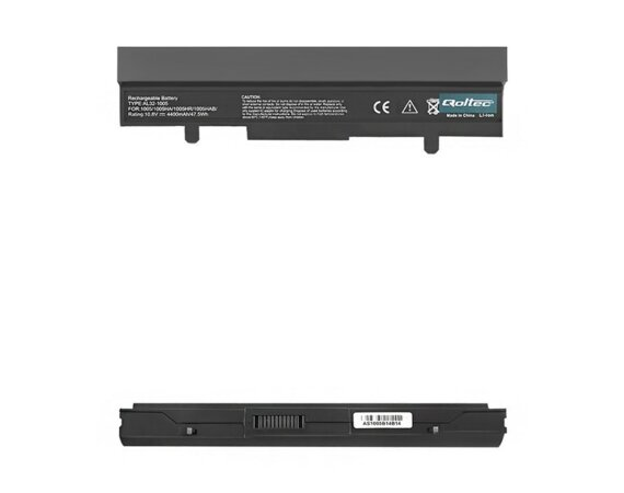 Qoltec Bateria do Asus EEE PC 1001 1005 1101HA | 4400mAh | 10.8-11.1V